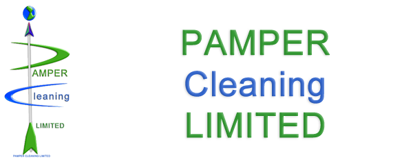 Pamper Cleaning Limited Logo